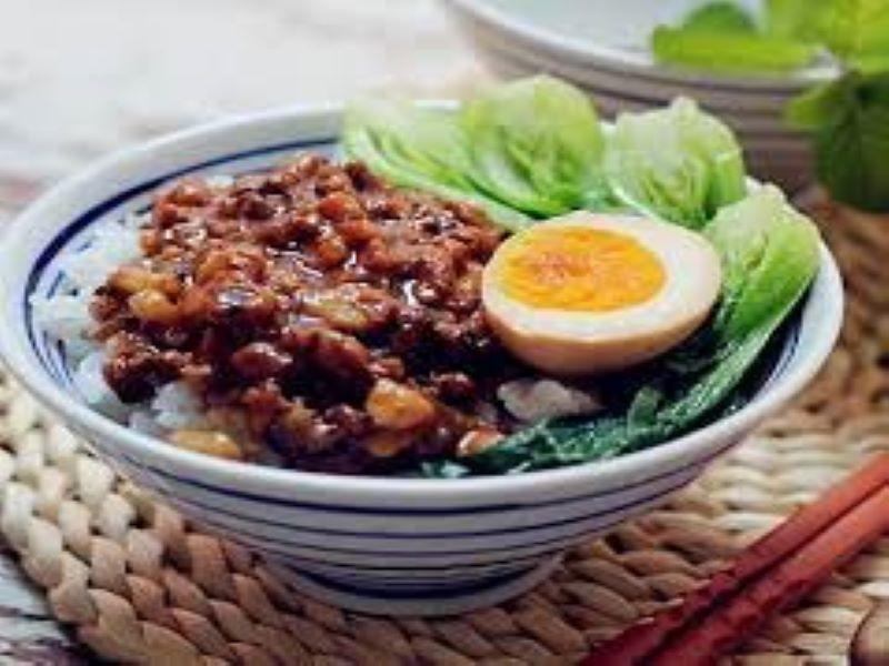 美味的香菇肉燥飯作法